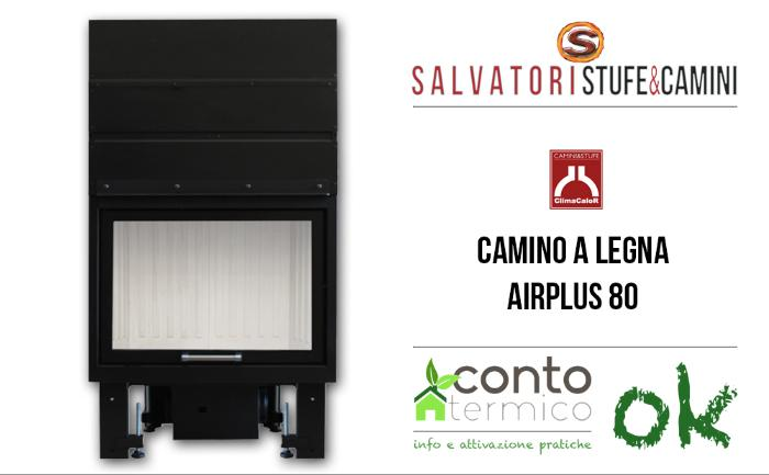 Climacalor 14,4 kw Airplus 80