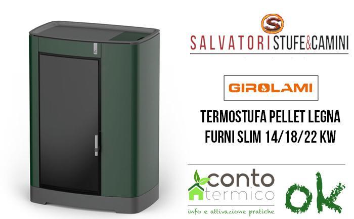 Termostufa combinata legna pellet aliberti modello unica tile style - Termostufa combinata legna pellet ...