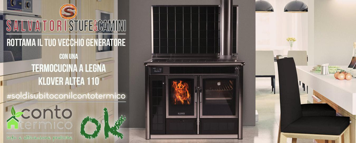 Salvatori 2000 - Vendita stufe a legna, pellet, termostufe ...