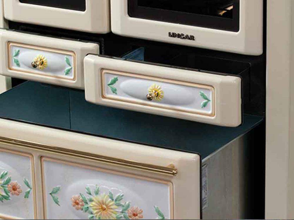 Cucina A Legna Lincar.Cucina A Legna Lincar Modello Aurora 148 Vl